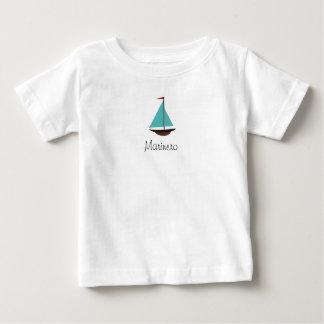 T-shirt Pour Bébé Marinero