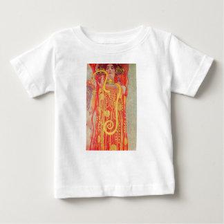T-shirt Pour Bébé Médecine de Gustav Klimt