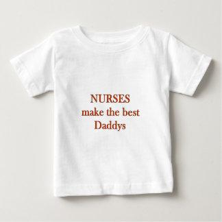 T-shirt Pour Bébé Meilleur Daddys