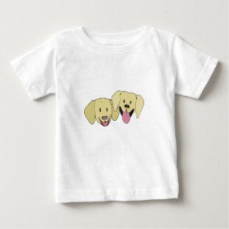 T-shirt Pour Bébé Meilleurs amis - les laboratoires