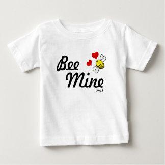 T-shirt Pour Bébé Mine 2018 d'abeille