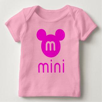 T-shirt Pour Bébé Mini fille mignonne