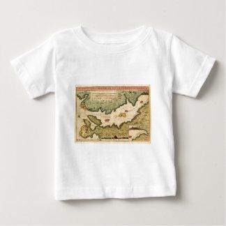 T-shirt Pour Bébé minorca1710