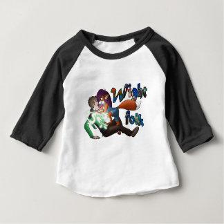 T-shirt Pour Bébé Mistel et Rick