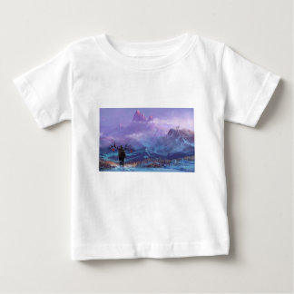 T-shirt Pour Bébé Moi et mes élans