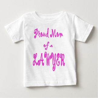 T-shirt Pour Bébé mom2 fier
