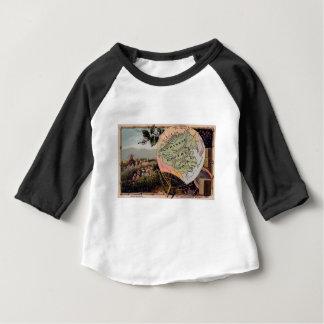 T-shirt Pour Bébé Monarchie absolue de la Chine d'empire chinois