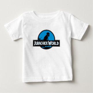 T-shirt Pour Bébé Monde de Jurachick - la cage est ouverte