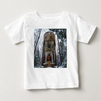 T-shirt Pour Bébé Monde étrange