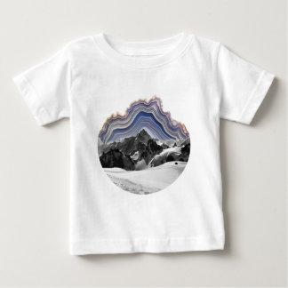 T-shirt Pour Bébé Montagne d'agate