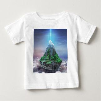T-shirt Pour Bébé Montagne de ciel de Megalious