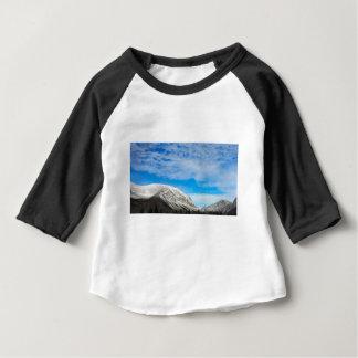 T-shirt Pour Bébé Montagnes blanches New Hampshire