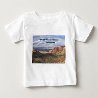 T-shirt Pour Bébé Monument national du Colorado, Co