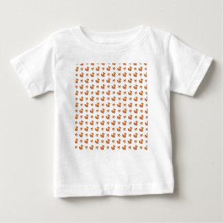 T-shirt Pour Bébé motif de renards rouges