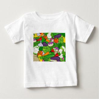 T-shirt Pour Bébé Motif végétal