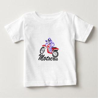 T-shirt Pour Bébé Motocross