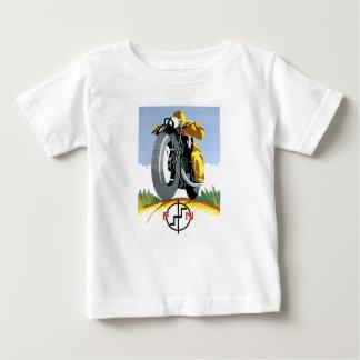 T-shirt Pour Bébé Motos 1925 F-N annonçant l'affiche