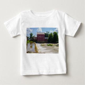 T-shirt Pour Bébé Moulin de Bridgeton