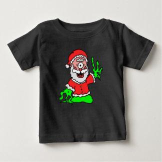 T-shirt Pour Bébé Mutant Père Noël