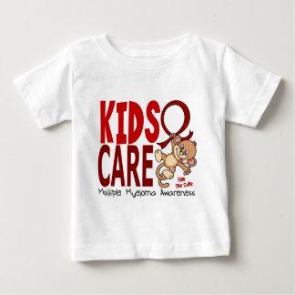 T-shirt Pour Bébé Myélome multiple du soin 1 d'enfants