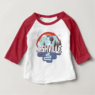 T-shirt Pour Bébé Nashville dans la conception