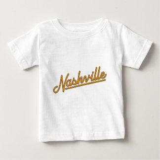 T-shirt Pour Bébé Nashville dans l'orange