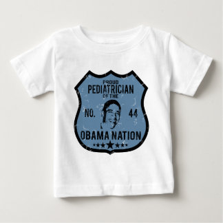 T-shirt Pour Bébé Nation d'Obama de pédiatre