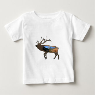 T-shirt Pour Bébé Nature dans nous toute