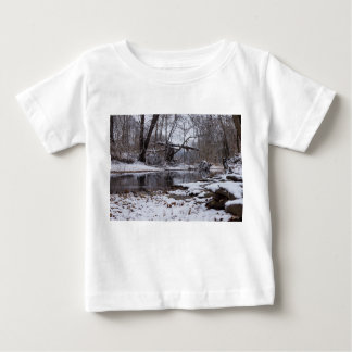 T-shirt Pour Bébé Neige chez Finley