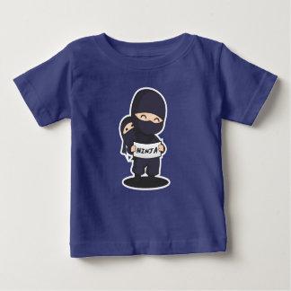 T-shirt Pour Bébé Ninja