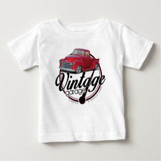T-shirt Pour Bébé nouveau camion vintage de garage