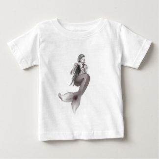 T-shirt Pour Bébé nymphe