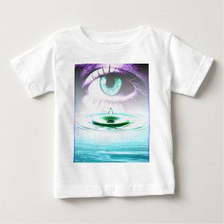 T-shirt Pour Bébé oeilpleure