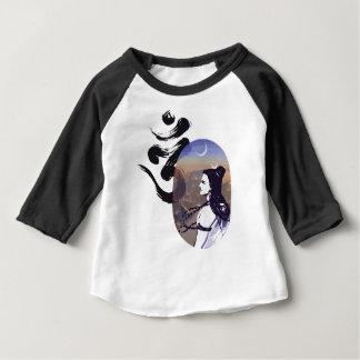 T-shirt Pour Bébé Ohm en hausse de la science fiction d'humeur