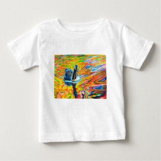 T-shirt Pour Bébé Oie Trippy