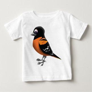 T-shirt Pour Bébé Oiseau d'état du Maryland