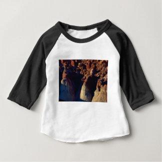 T-shirt Pour Bébé ombres dans le grès
