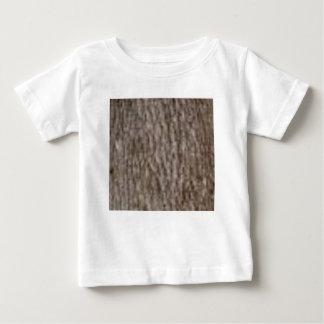 T-shirt Pour Bébé ondulations de l'écorce blanche