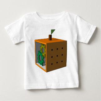T-shirt Pour Bébé orange -M