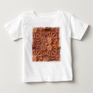 T-shirt Pour Bébé ornament 2-wandornament de l'argile