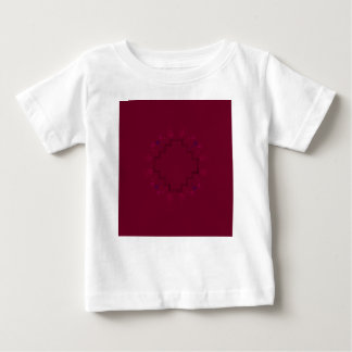 T-shirt Pour Bébé Ornements de chocolat