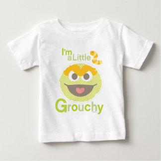 T-shirt Pour Bébé Oscar de bébé grognon