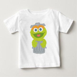 T-shirt Pour Bébé Oscar le bébé de rouspéteur
