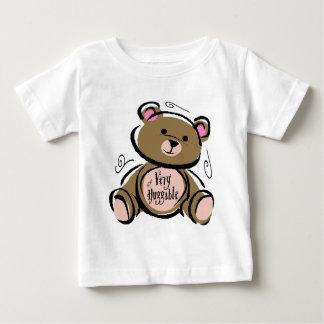T-shirt Pour Bébé Ours de nounours très gentil à croquer