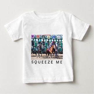T-shirt Pour Bébé Page McKenny - enjeux de champion de PA