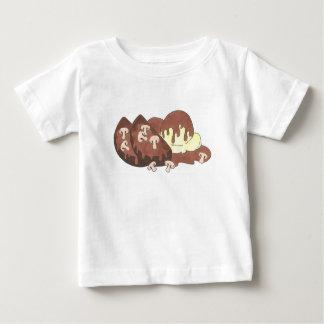T-shirt Pour Bébé Pain de viande Meat Loaf avec la nourriture de
