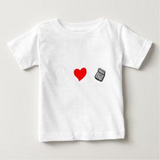 T-shirt Pour Bébé paix love6