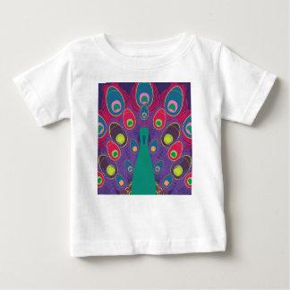 T-shirt Pour Bébé paon #2