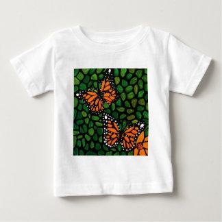 T-shirt Pour Bébé papillons