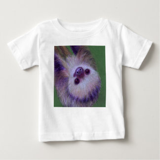 T-shirt Pour Bébé Paresse